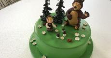 Муляжи тортов