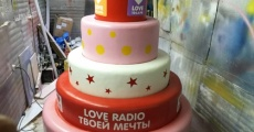 Торт для Love Radio